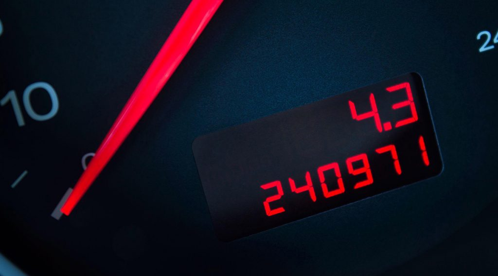 How meaningful is the mileage